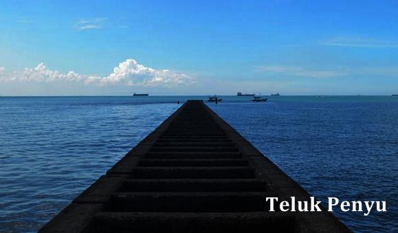 Wisata Alam Pantai Kabupaten Cilacap Mykaylila Ketapang Indah Kab