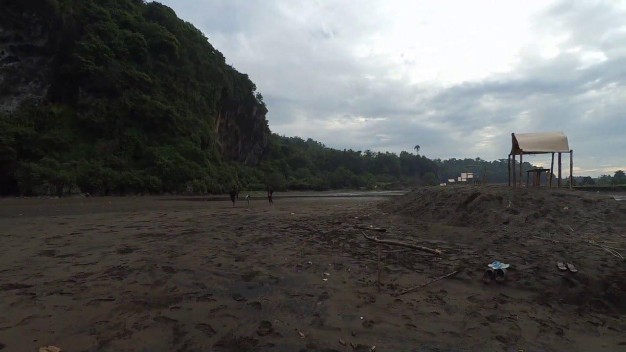 Baby Travelling Pantai Sodong Cilacap Srandil Youtube Kab