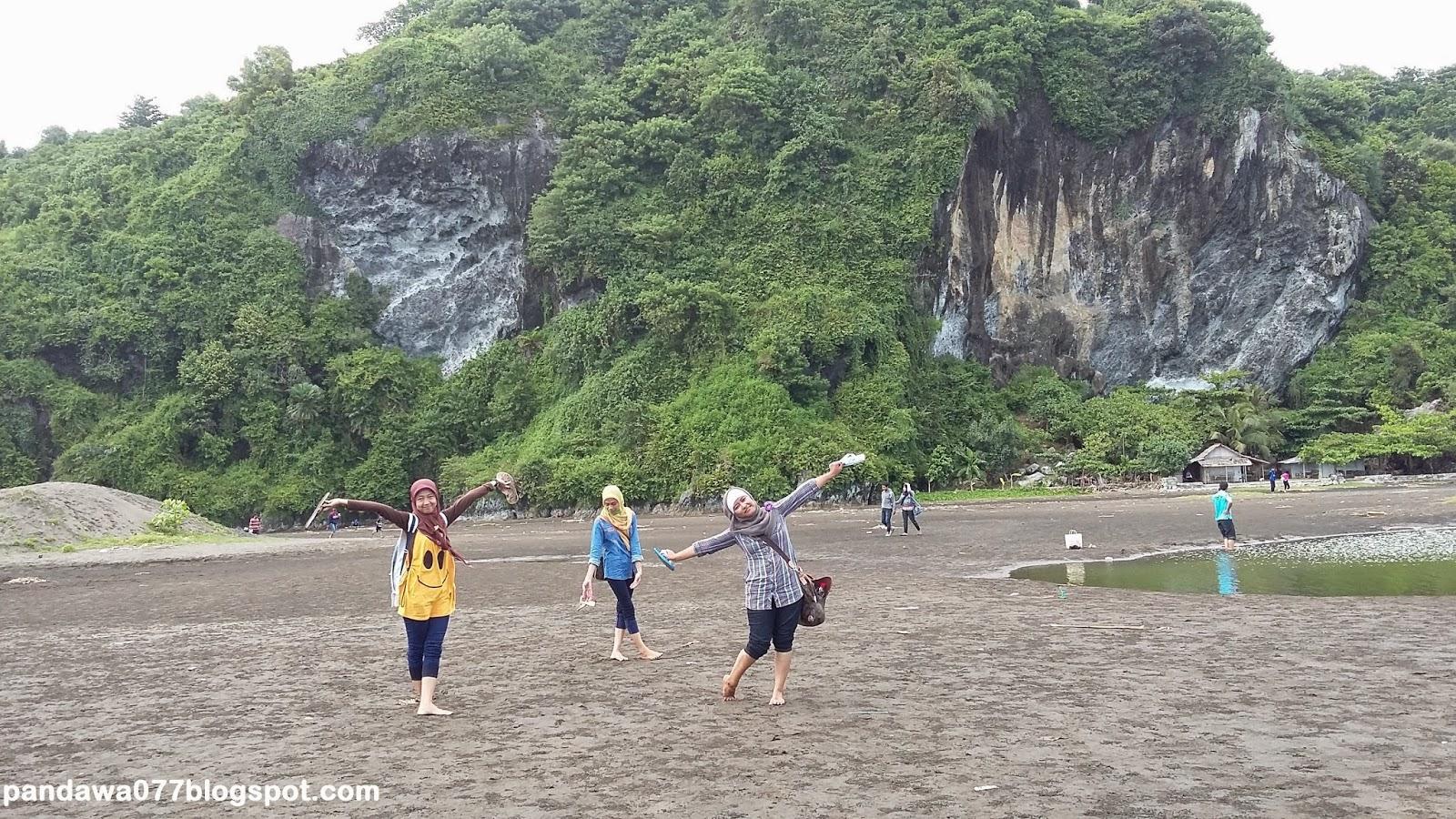 Gunung Selok Pantai Sodong Adipala Pandawa077 Foto Oleh Poa Kab