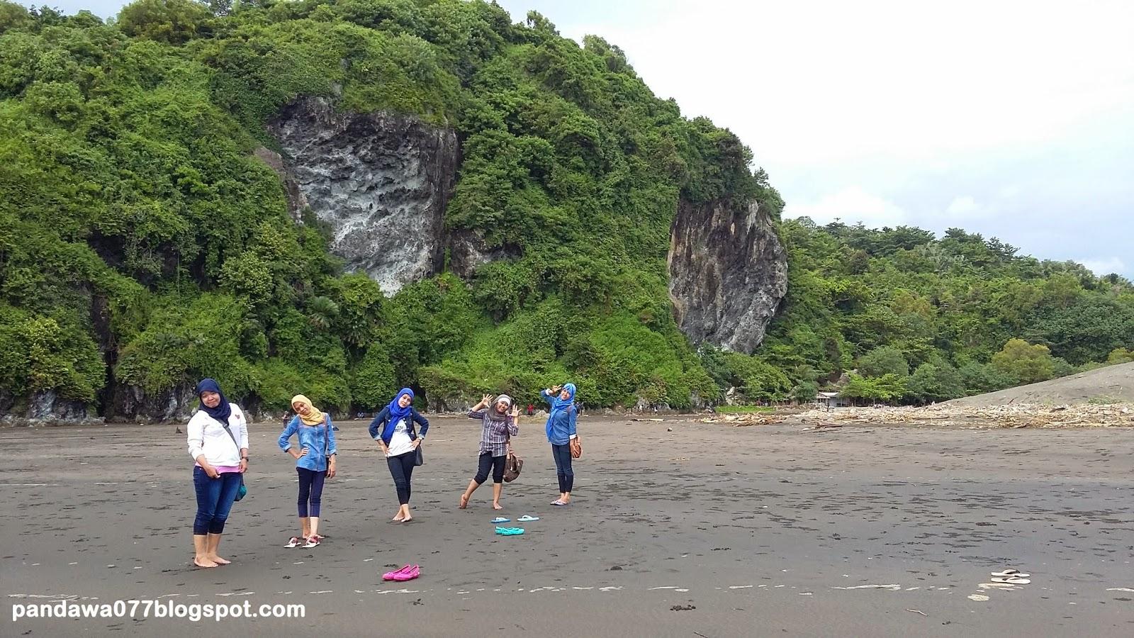 Gunung Selok Pantai Sodong Adipala Pandawa077 Foto Oleh Risa Kab