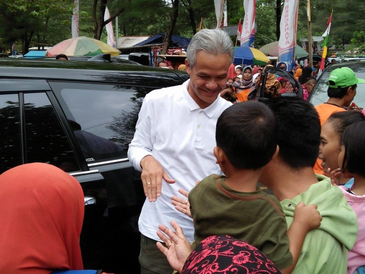 Kecamatan Adipala Twitter Selamat Datang Bp Ganjarpranowo Gub Jateng Pd