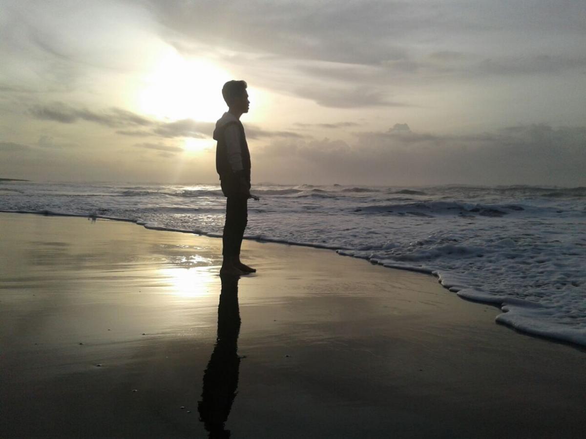 Menyelusuri Keindahan Pantai Sodong Oleh Trie Yas Kompasiana Kab Cilacap
