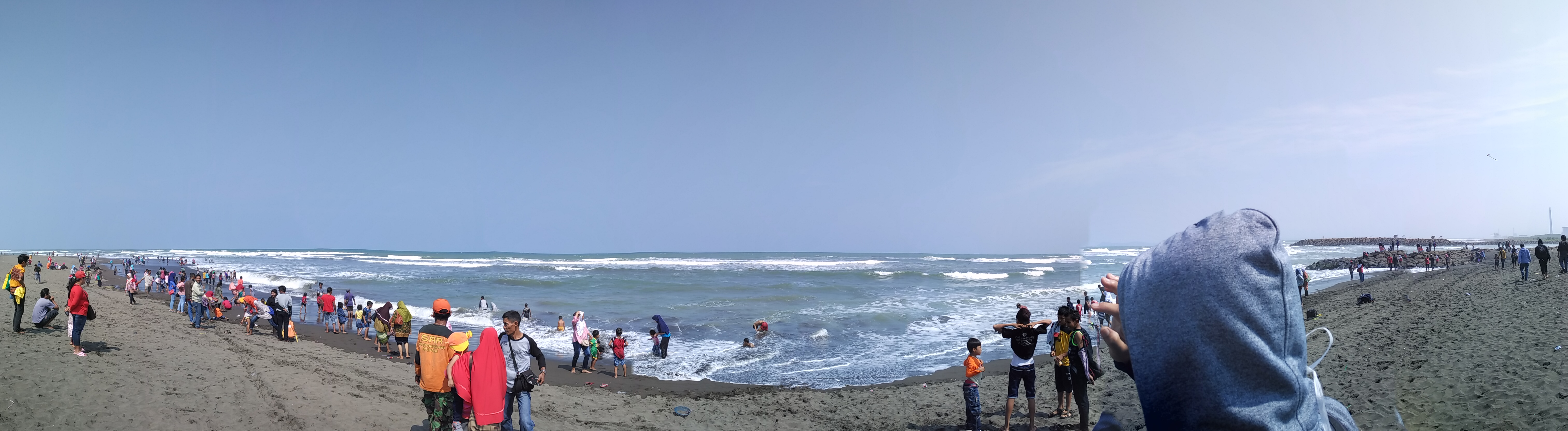 Pantai Sodong Catatan Pemimpi Kecil Hmmm Mencoba Bercerita Tentang Hal