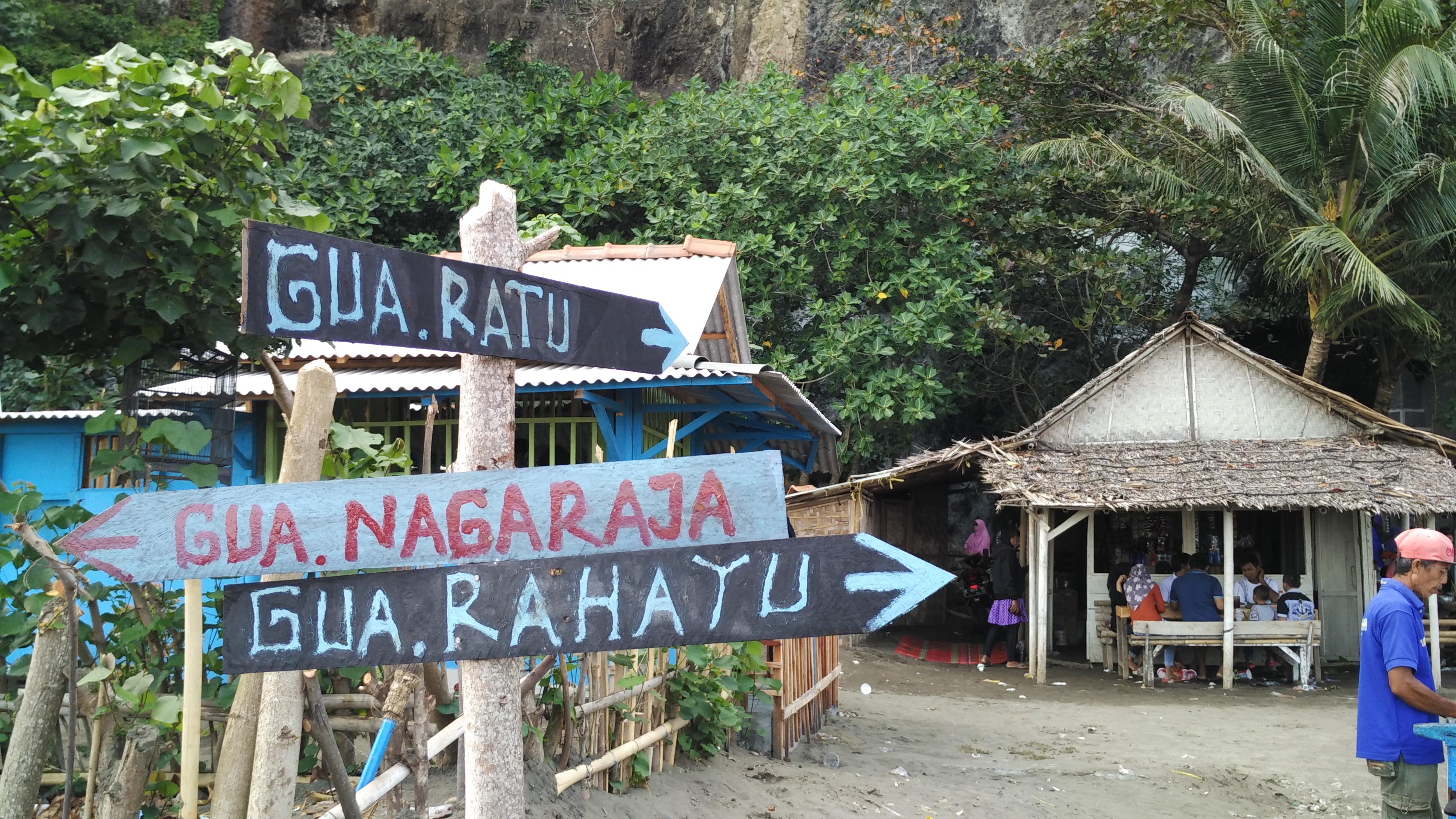 Pantai Sodong Catatan Pemimpi Kecil Klik Tertinggi Kab Cilacap