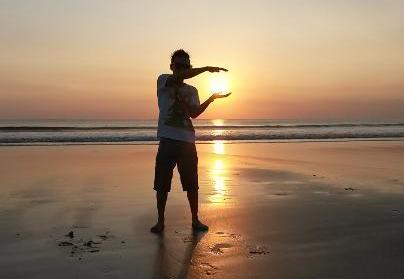 Pantai Sodong Cilacap Antara Keindahan Alam Nuansa Mistis Kab