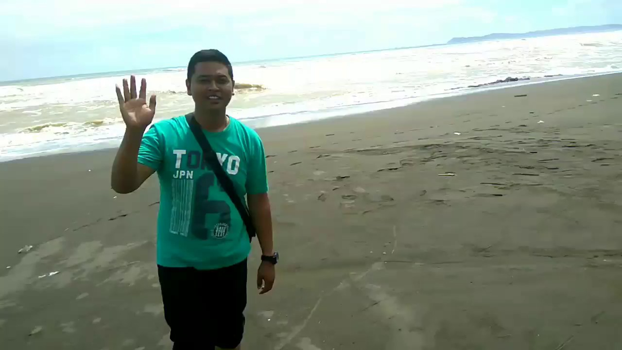 Pantai Sodong Kabupaten Cilacap Youtube Kab
