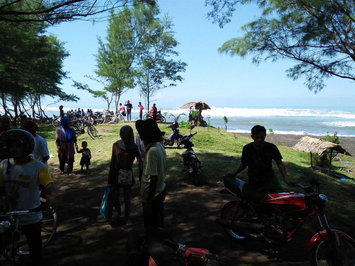 Sudarto Menyol Sudartomenyol Twitter Keindahan Tepi Pantai Sodong Desa Karangbenda