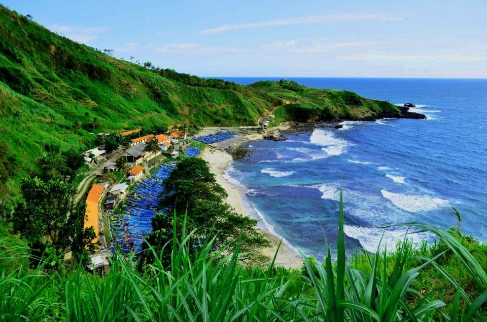 10 Pantai Cilacap Populer Menarik Cilapacap Widarapayung Kab
