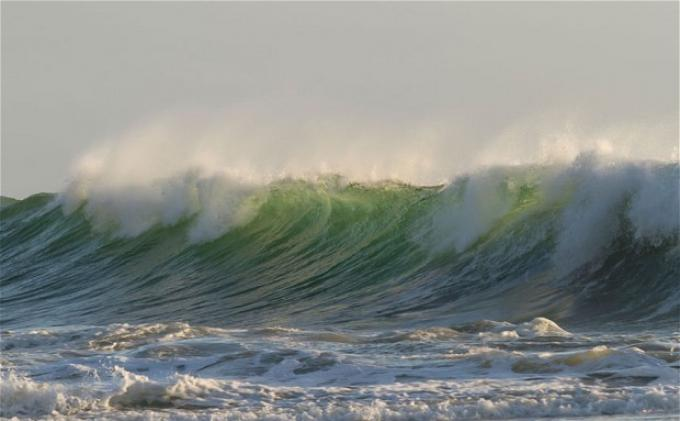 27 Titik Pesisir Selatan Cilacap Dipasangi Pendeteksi Tsunami Pantai Widarapayung
