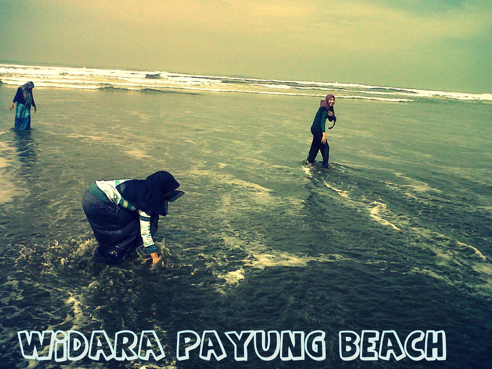 Asiknya Berwisata Murah Pantai Widara Payung Banyumas Maszal Wp Beach