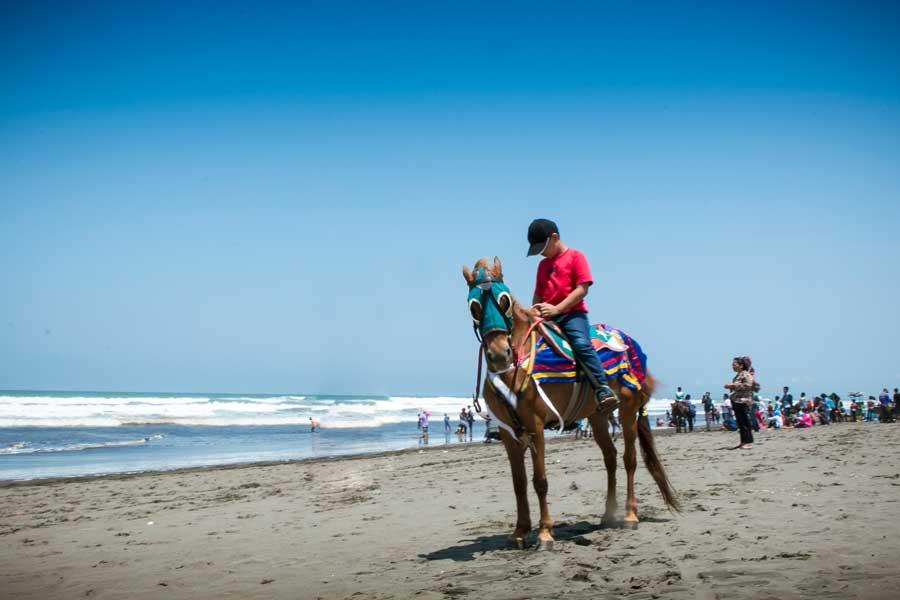 Ayo Wisata Cilacap Objek Pantai Luas Sekitar 500 Hektar Terletak