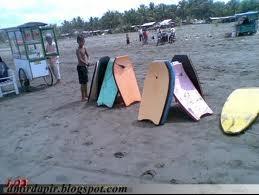 Blog Pantai Widara Payung Widarapayung Terletak Desa Kecamatan Binangun Kabupaten
