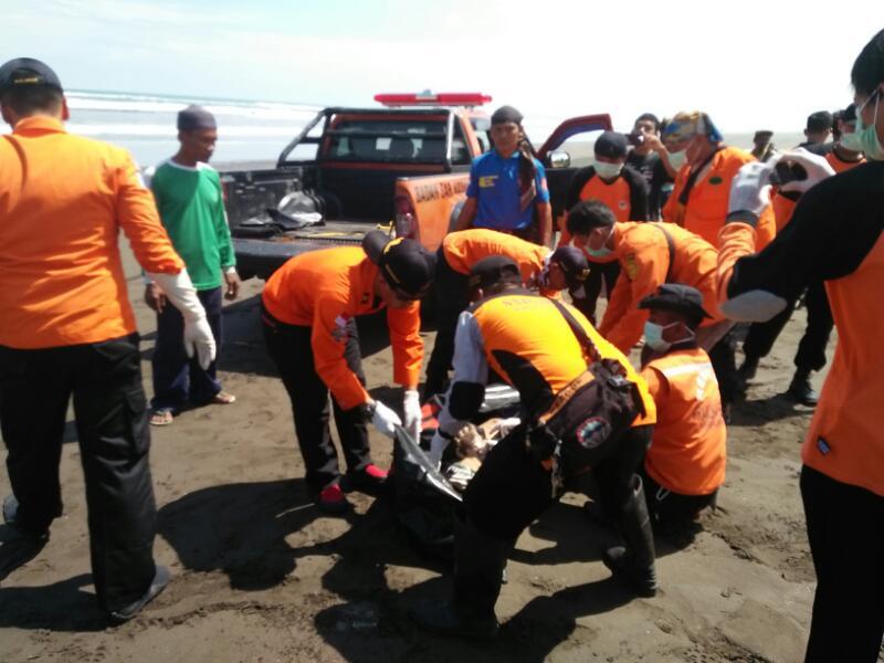 Cilacap Korban Tenggelam Pantai Widarapayung Ditemukan Kab