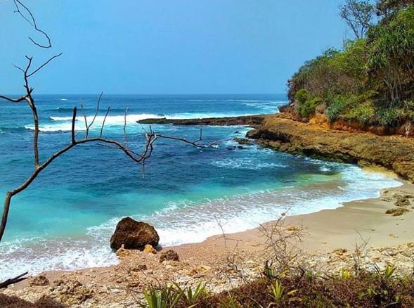 Explore 31 Tempat Wisata Terbaik Cilacap Jawa Tengah Pantai Karang