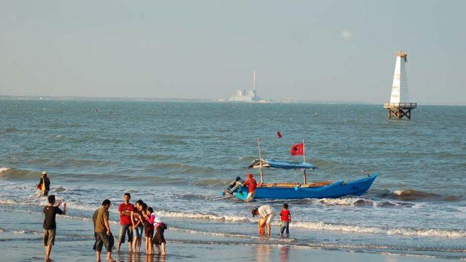 Obyek Wisata Cilacap Auto Rent Cars Pantai Teluk Penyu Widarapayung