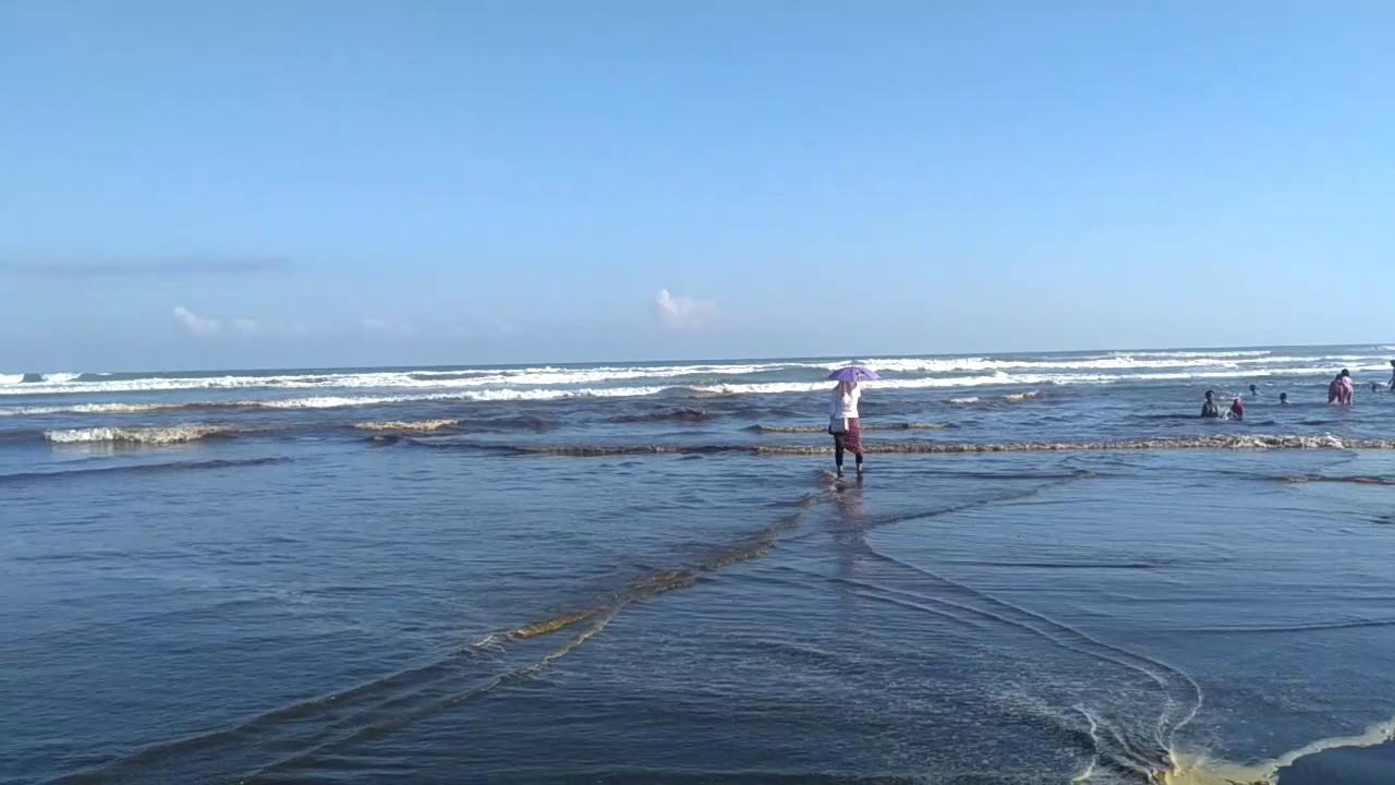 Pantai Widarapayung Cilacap Jawa Tengah Youtube Kab