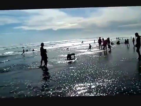 Pantai Widarapayung Cilacap Youtube Kab