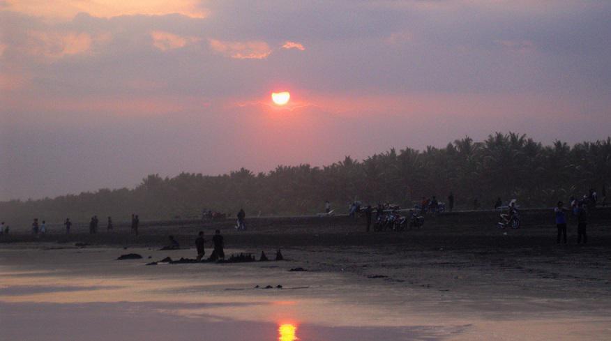 Pantai Widarapayung Kab Cilacap