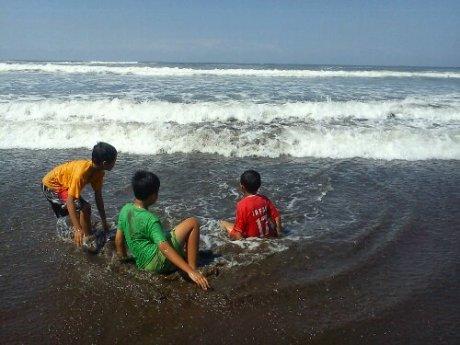 Pantai Widarapayung Part 2 Nakawara Blog Masked Rider Masuk Kab