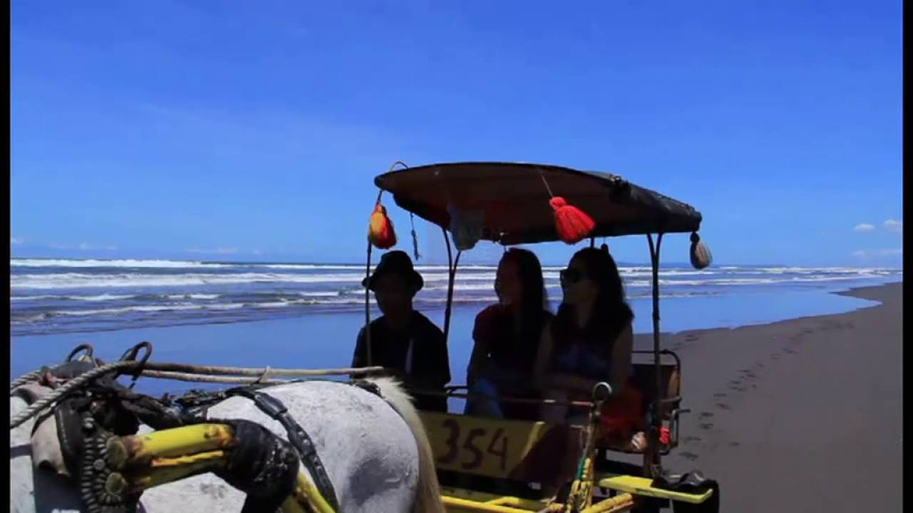 Pesona Wisata Cilacap Pantai Widarapayung Ketapang Indah Youtube Kab
