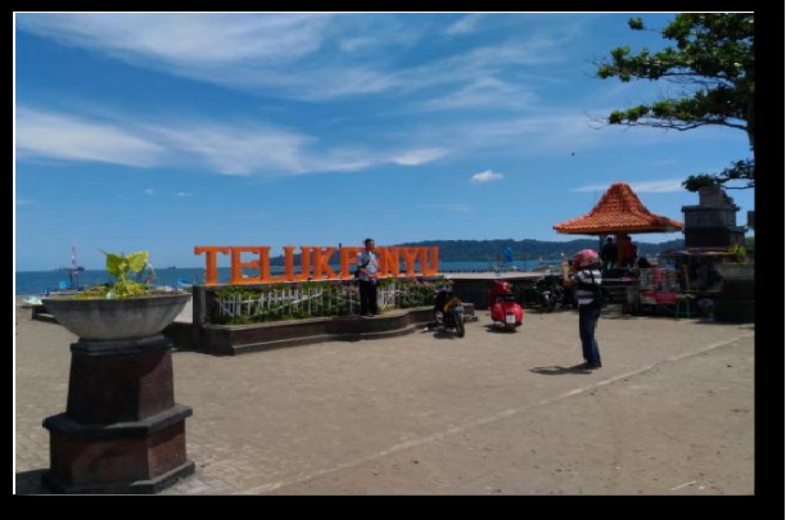 Teluk Penyu Jadi Primadona Wisatawan Kabupaten Cilacap Pantai Widarapayung Kab