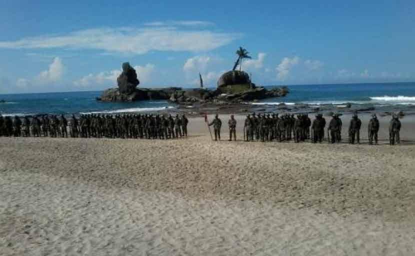 Tempat Wisata Cilacap Terbaru 2018 Indah Menarik Pantai Permisan Widarapayung