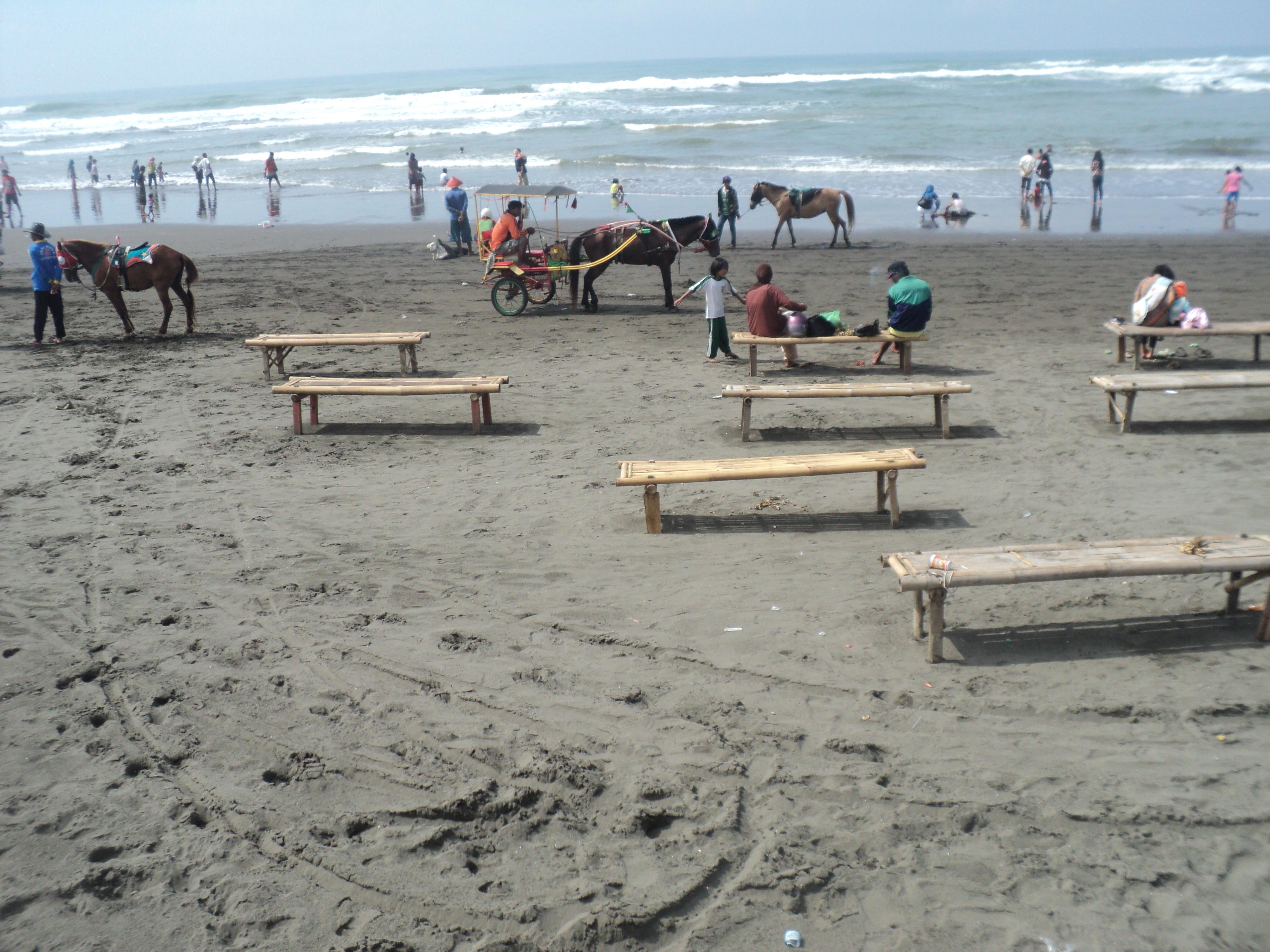 Wisata Pantai Indah Widarapayung Cilacap Muvin Blog Widara Payung Kab