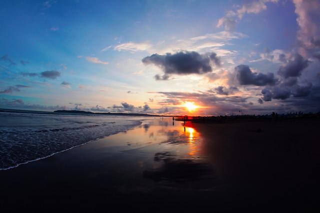 Pantai Teluk Penyu Bolehtanya Kab Cilacap