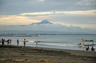 Pantai Teluk Penyu Cilacap Jawa Tengah Budaya Kab