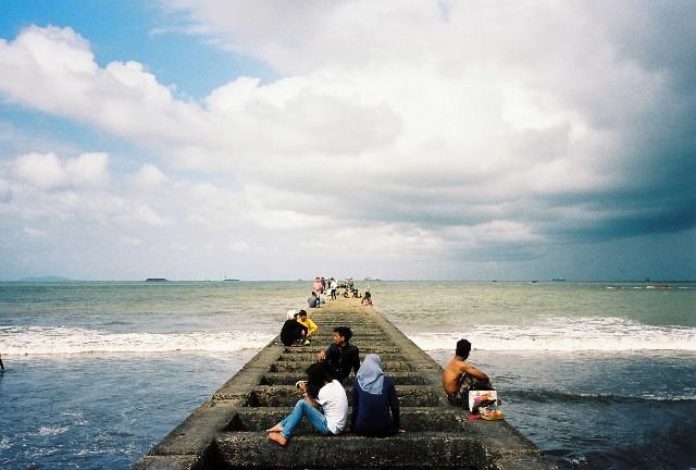 Pantai Teluk Penyu Objek Wisata Andalan Kabupaten Cilacap Salah Satu