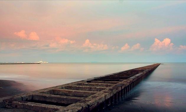 Pantai Teluk Penyu Pasir Putih Nusakambangan Kabupaten Cilacap Tempat Patut