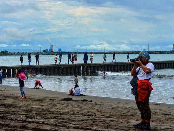 Pantai Teluk Penyu Wisata Observasi Cilacap Lihat Id Akses Kab