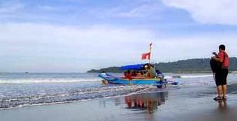 Peta Lokasi Wisata Teluk Penyu Gambar Kabupaten Cilacap Lengkap Tempat