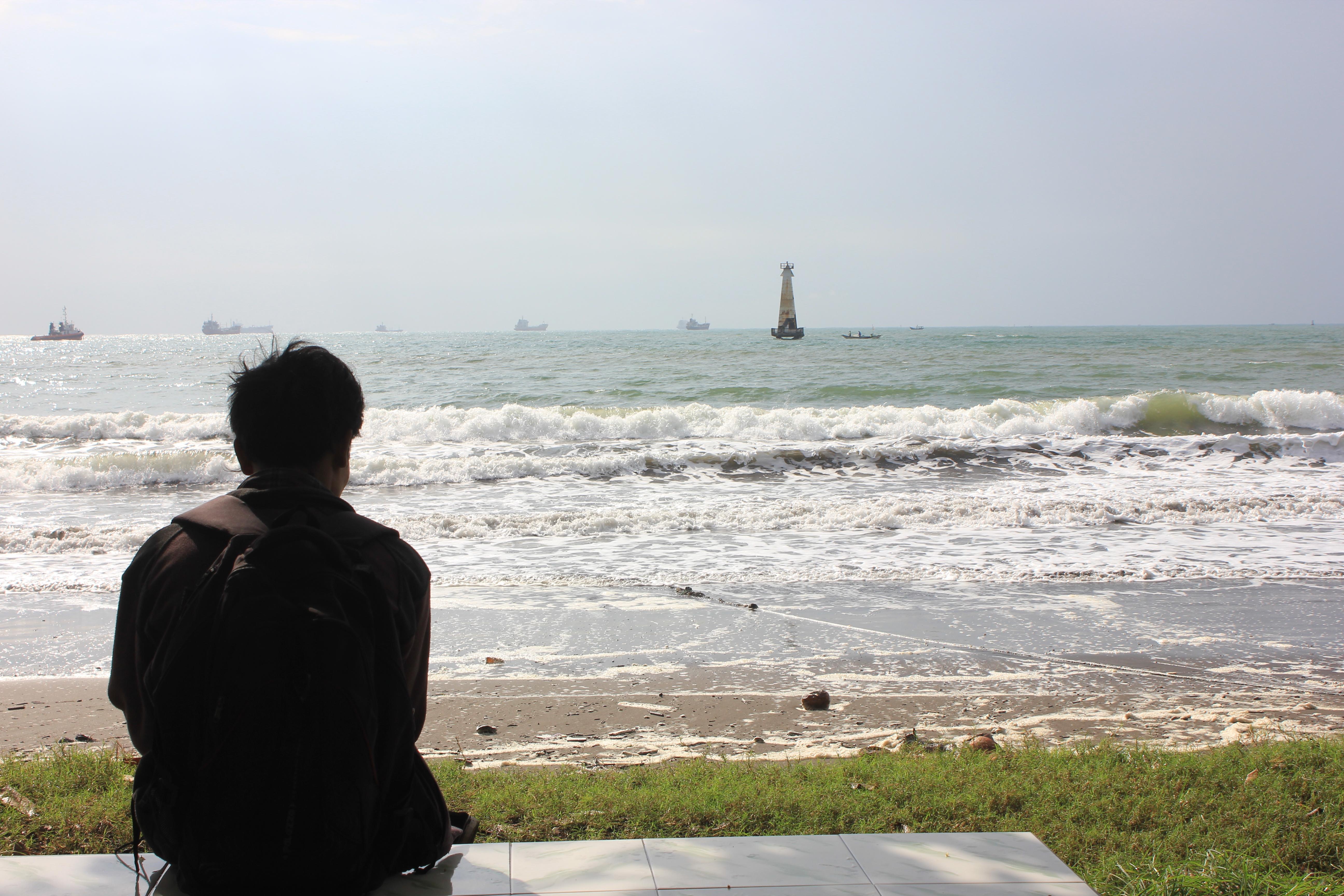 Road Cilacap Reefresh Pantai Teluk Penyu Salah Satu Tempat Wisata
