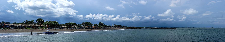 Teluk Penyu Beach Wikipedia North East Kab Cilacap