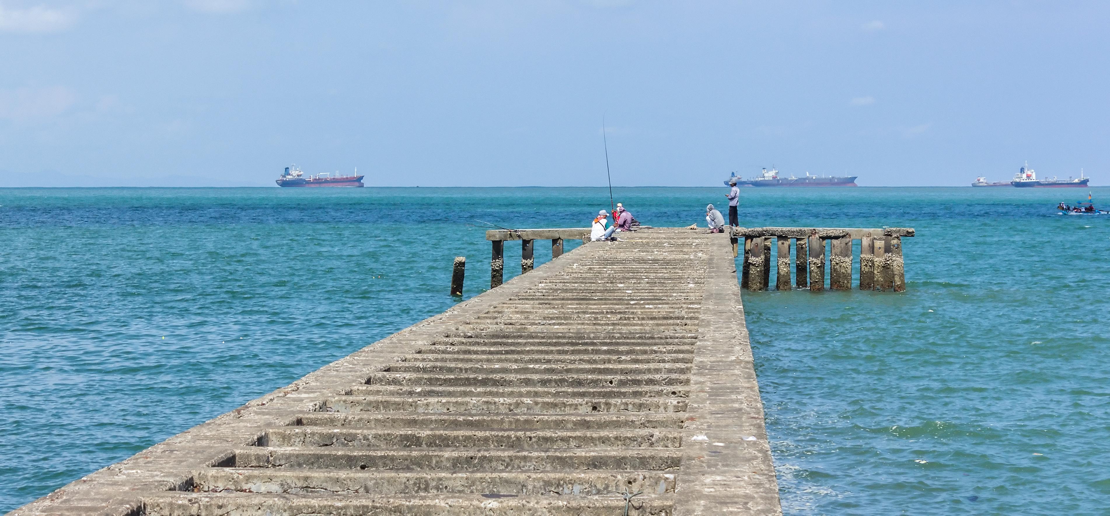 Teluk Penyu Beach Wikiwand Kab Cilacap