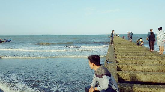 Teluk Penyu Cilacap Picture Beach Kab
