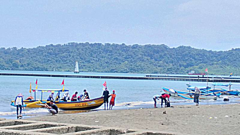 Teluk Penyu Jadi Penopang Radar Banyumas Kab Cilacap