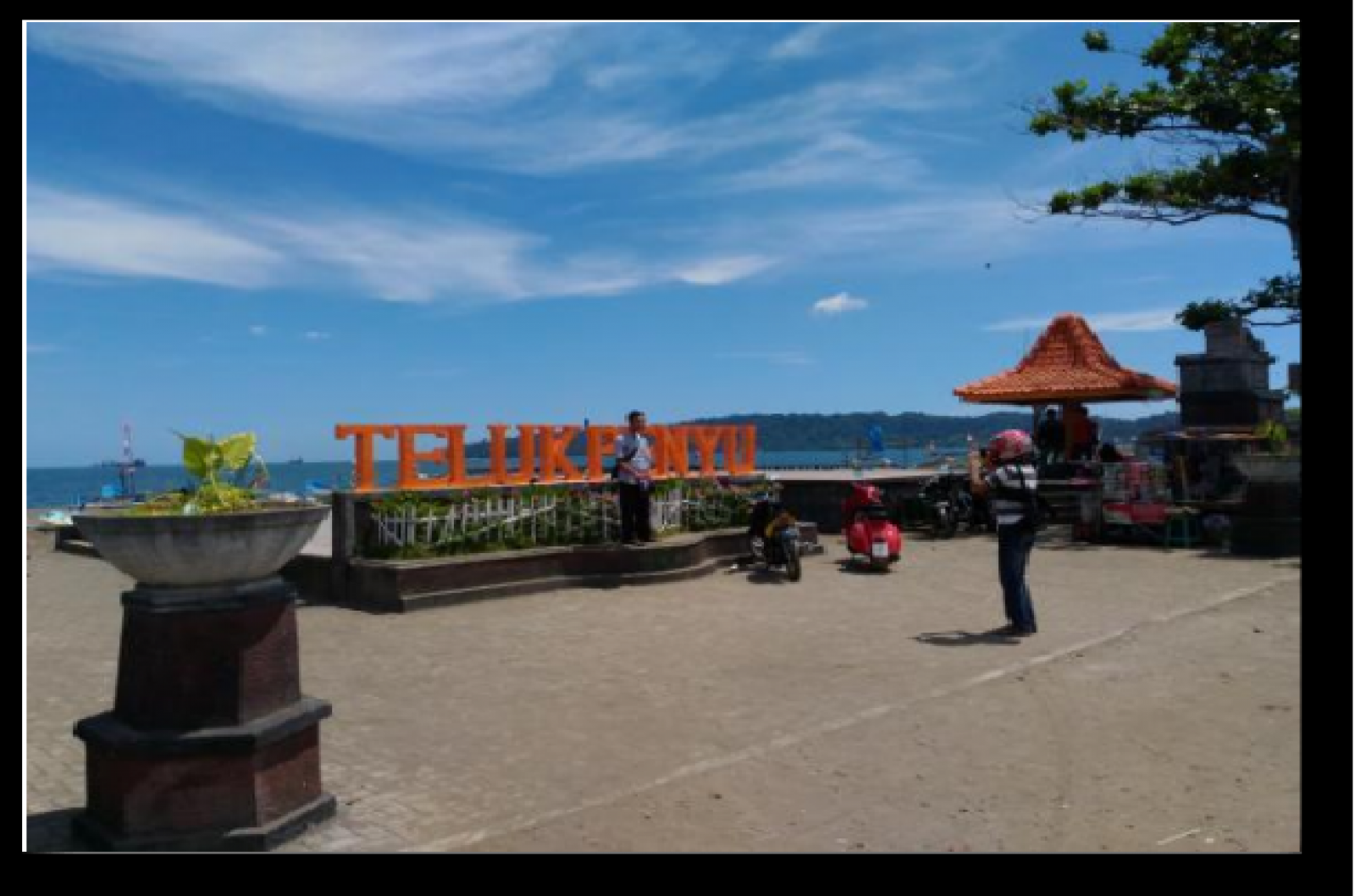 Teluk Penyu Jadi Primadona Wisatawan Kabupaten Cilacap Kab