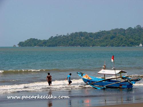 Tour Pantai Teluk Penyu Cilacap Jawa Tengah Pacarkecilku Kab