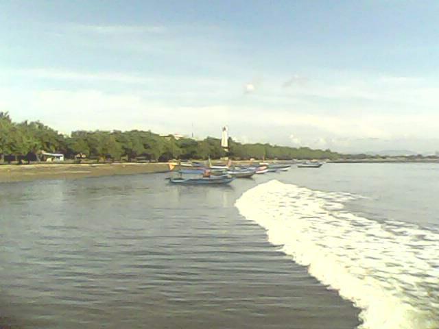 Visit Indonesia History Pantai Teluk Penyu Cilacap Jawa Tengah Area