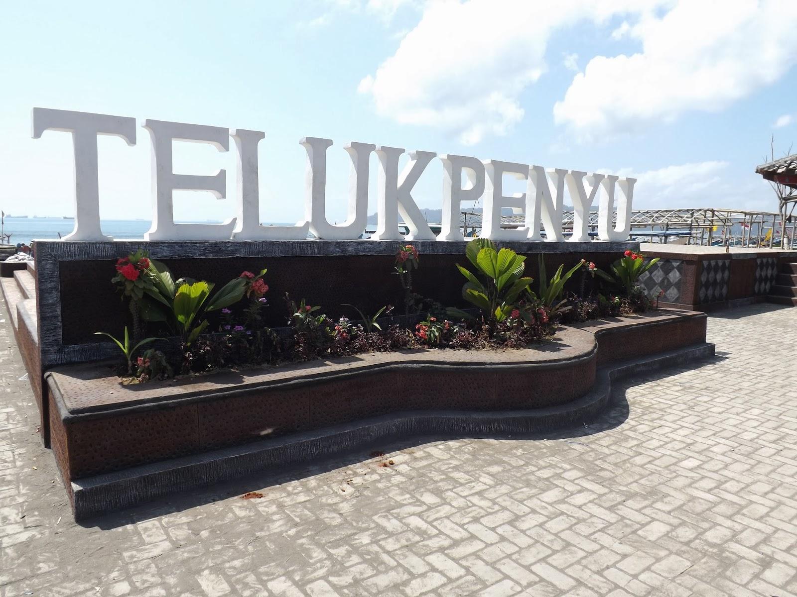 Wisata Teluk Penyu Cilacap Jawa Tengah Najih Web Id Indoensia