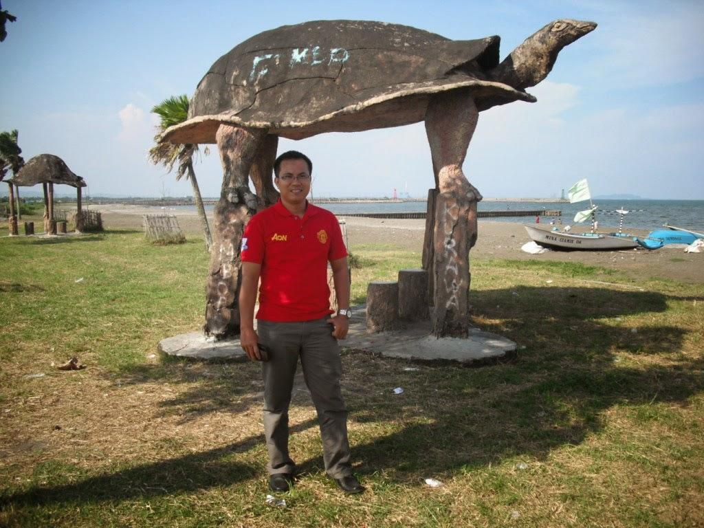 Wiyak Bumi Langit Teluk Penyu Pantai Terletak Kecamatan Cilacap Selatan