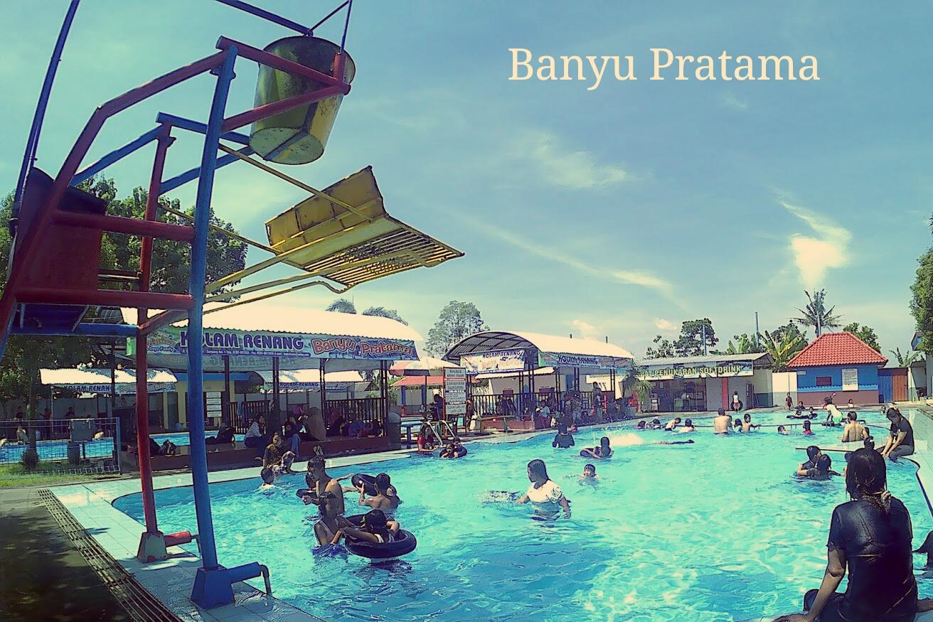 Banyu Pratama Jelajah Waterpark Tirta Mas Kab Cilacap