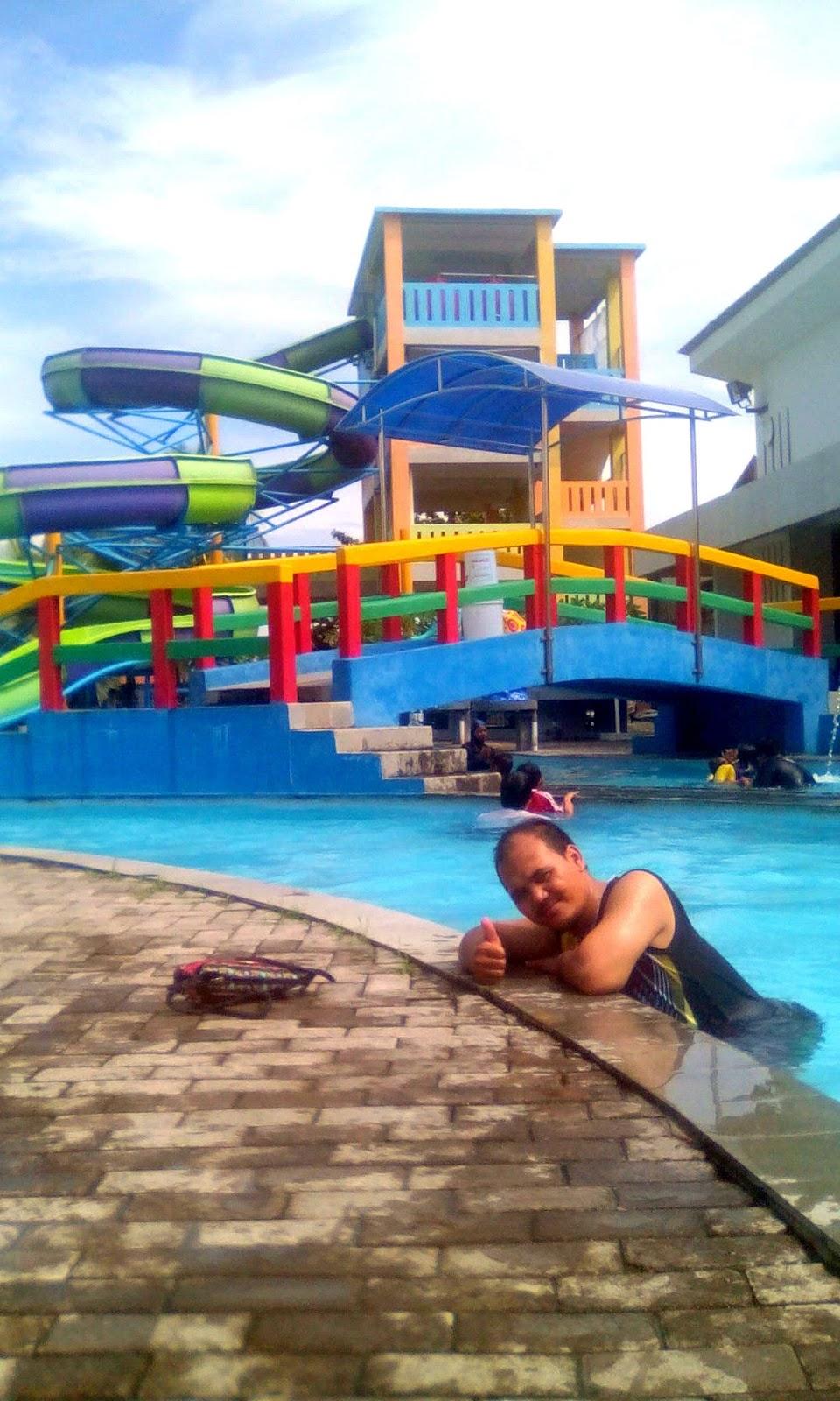 Biarkan Puas Bermain Air Tirta Mas Waterboom Riepe Journey Tak