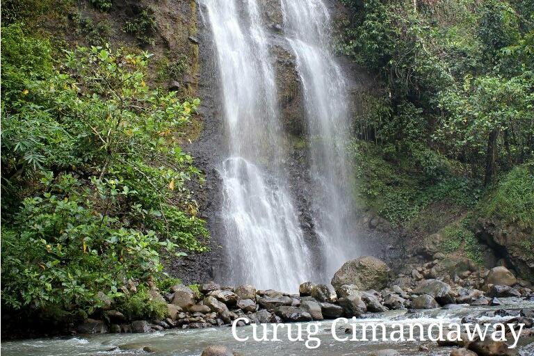 Curug Cimandaway Jelajah Waterpark Tirta Mas Kab Cilacap