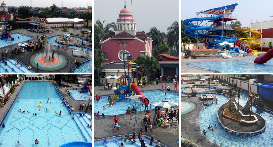 Harga Tiket Masuk Puri Beta Swimming Pool Tangerang Waterpark Tirta