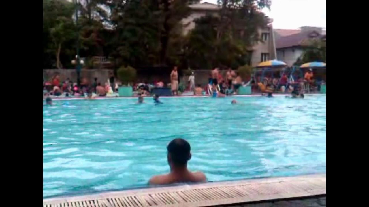 Iseng Coba Vlog Kolam Renang Tirta Mas Youtube Waterpark Kab