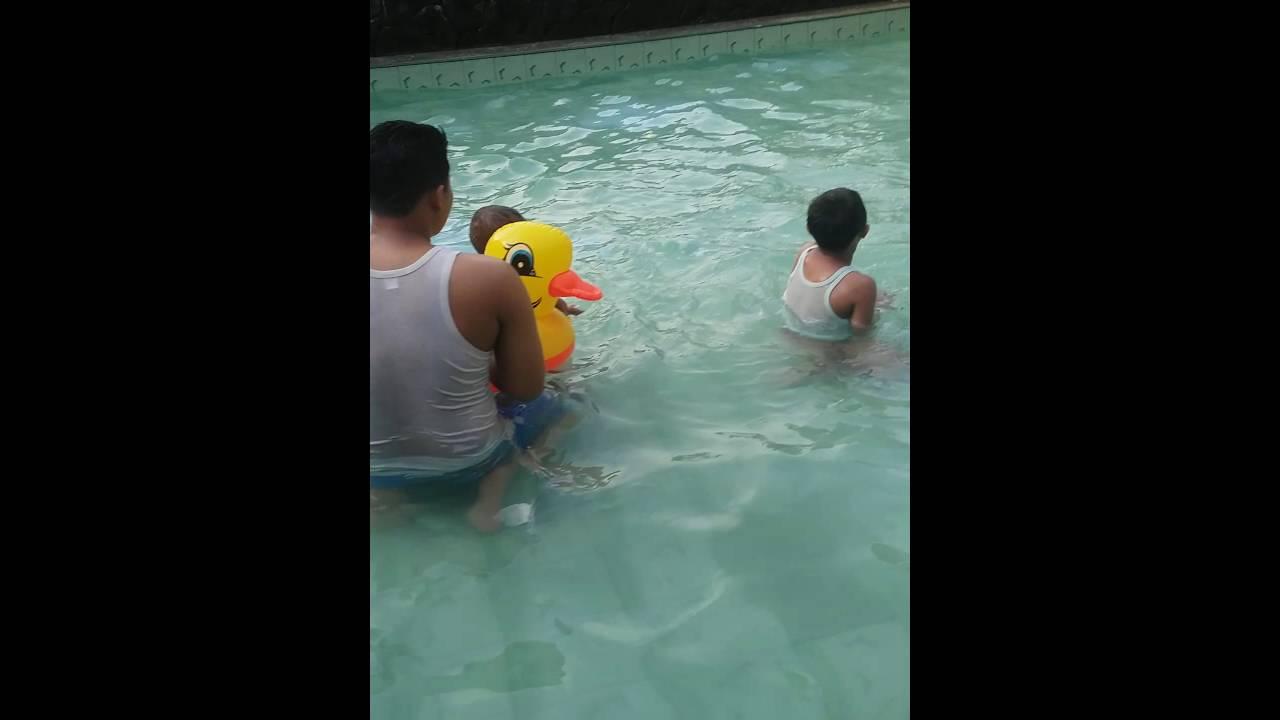 Kolam Renang Tirta Wungu Youtube Waterpark Mas Kab Cilacap