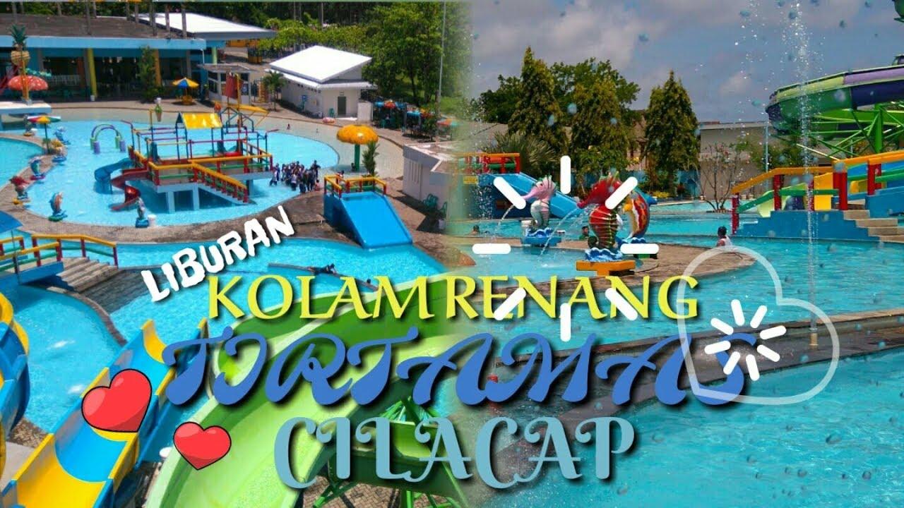 Kolam Renang Tirtamas Cilacap Liburan Youtube Waterpark Tirta Mas Kab